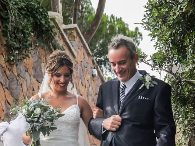La boda de Xavi y Marina en Platja D'aro, Girona 36