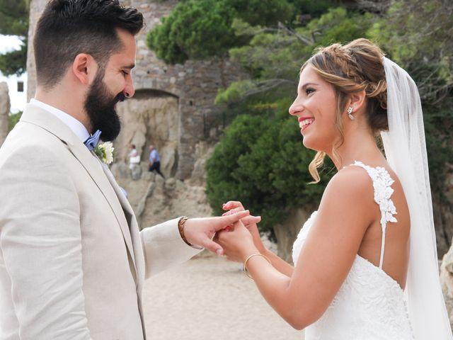 La boda de Xavi y Marina en Platja D'aro, Girona 41