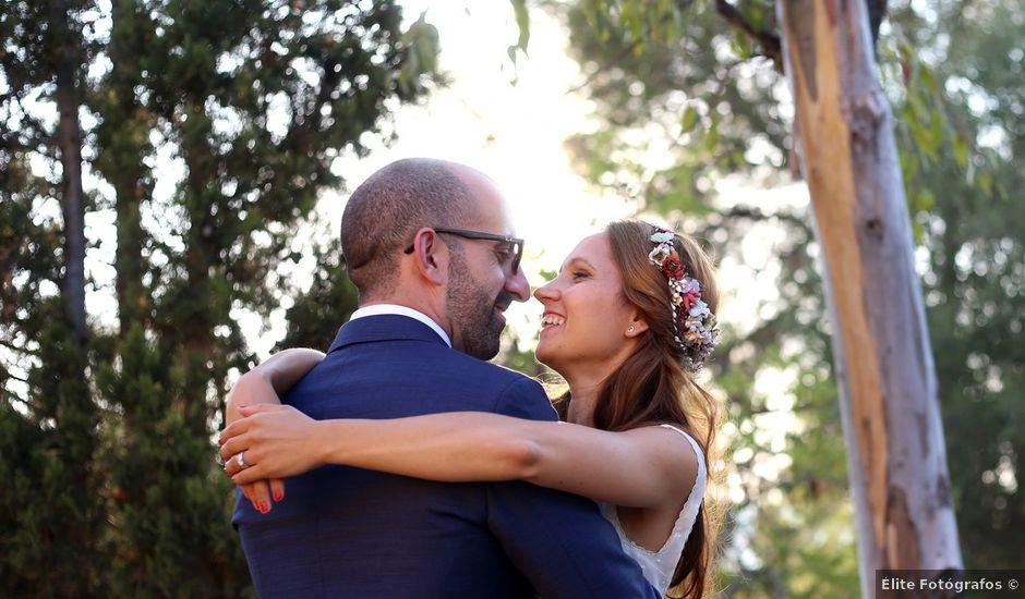 La boda de Nico y Sonia en Ribarroja del Turia, Valencia