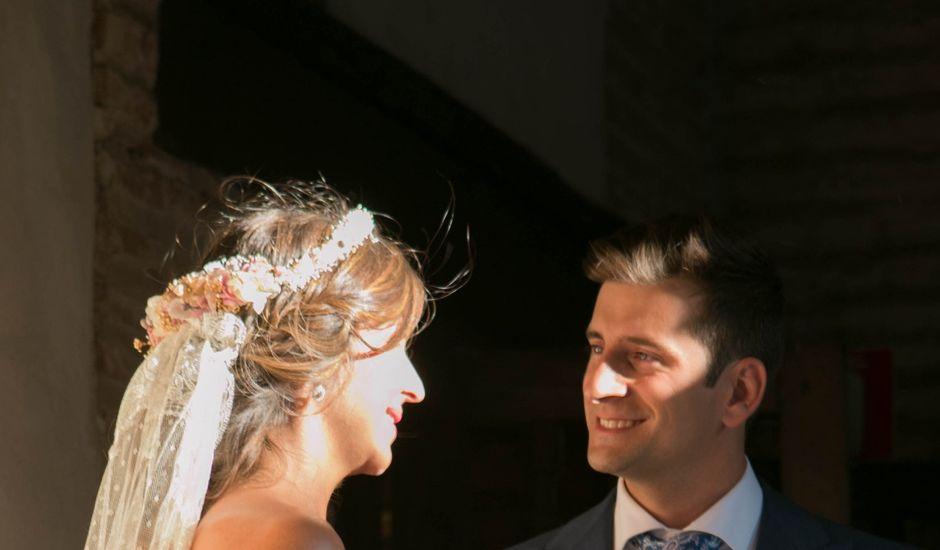 La boda de Jonathan y Sandra en Batres, Madrid