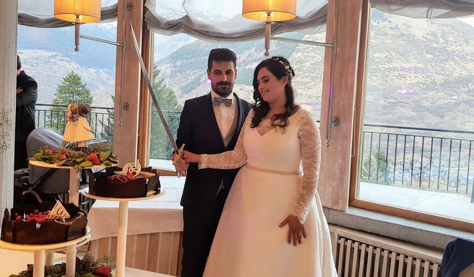 La boda de Montse y Hector en Vielha/viella, Lleida