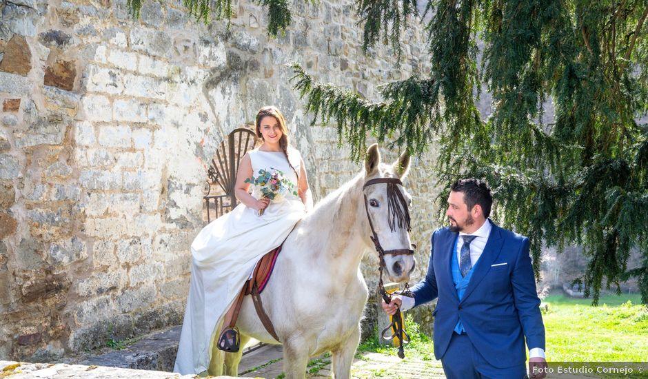 La boda de Alberto y Lara en San Cucao, Asturias