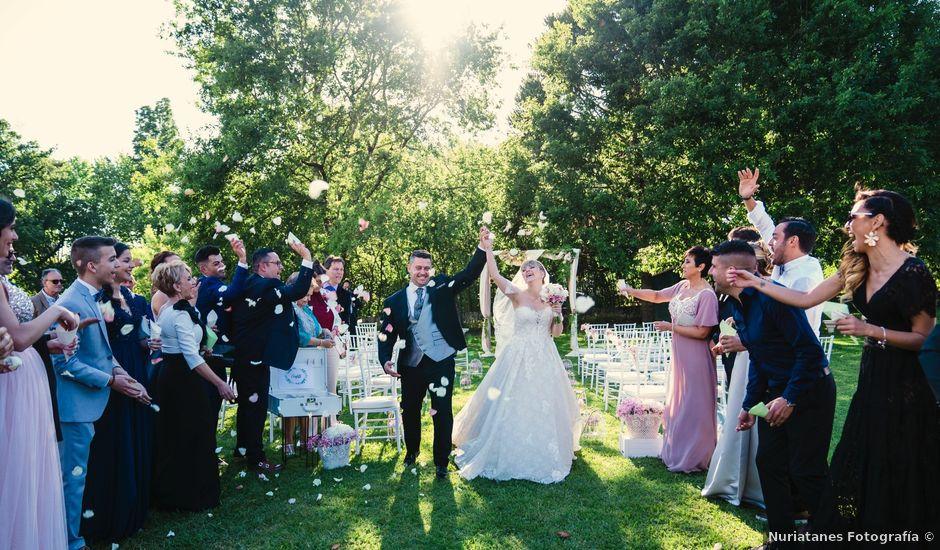 La boda de Pablo y Cristina en Cuntis, Pontevedra