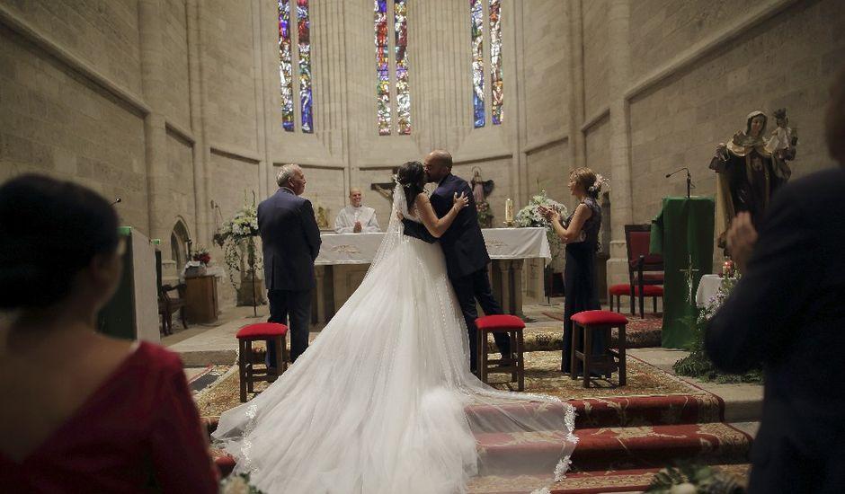 La boda de Beto y Marta en Valladolid, Valladolid