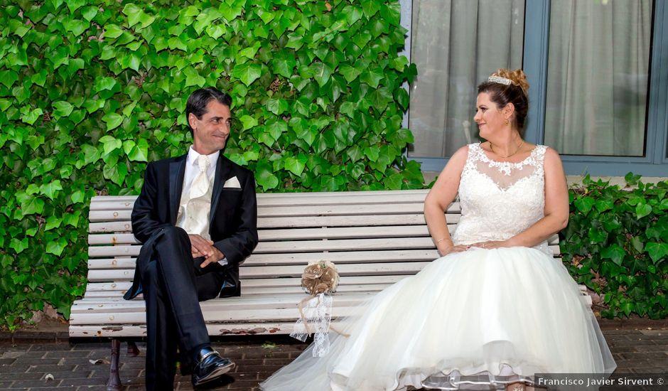 La boda de Sergio y Arancha en El Molar, Madrid