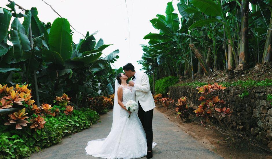 La boda de Miles y Cherie en Santa Cruz De Tenerife, Santa Cruz de Tenerife