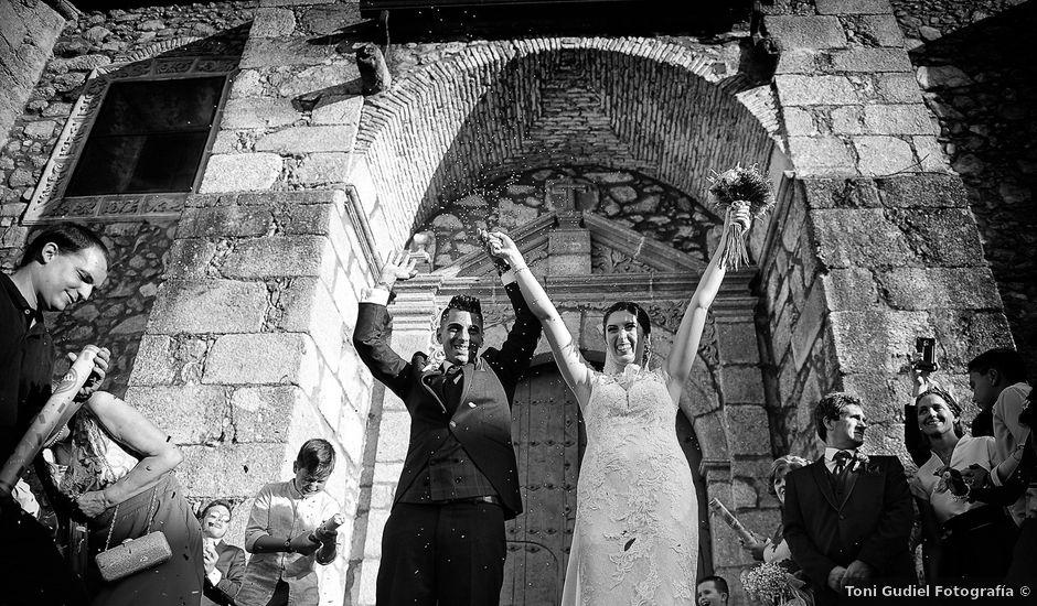 La boda de Isidro y Melissa en Cabezuela Del Valle, Cáceres