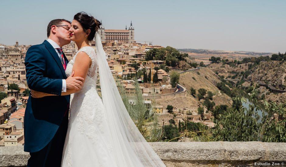 La boda de Guzmán y Belén en Toledo, Toledo