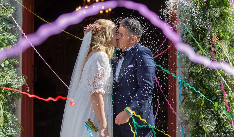 La boda de Carlos y Emma en Viveiro (Casco Urbano), Lugo