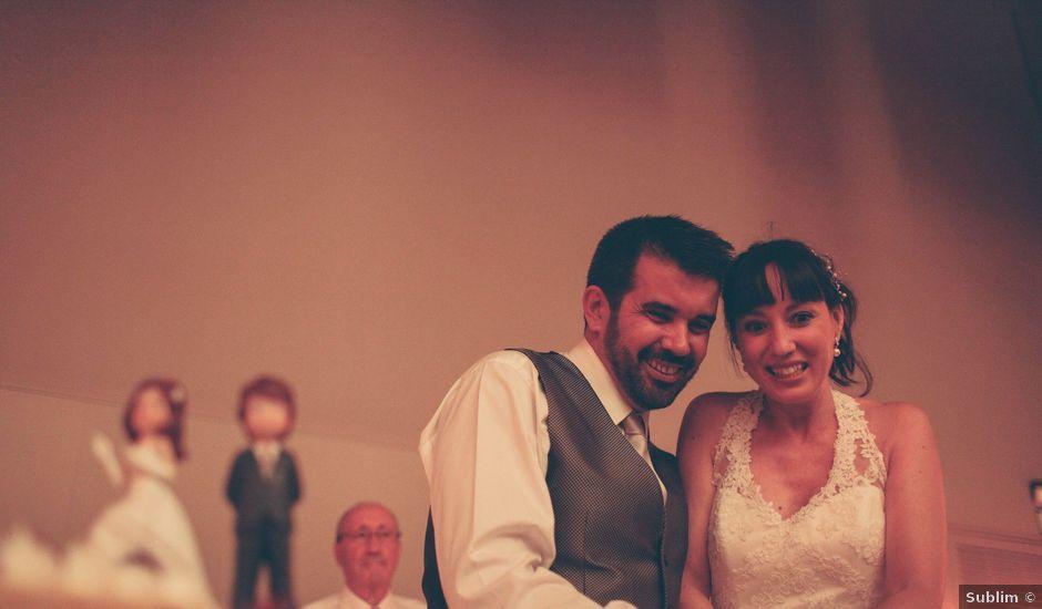 La boda de David y Lola en El Vendrell, Tarragona
