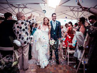 La boda de Eva y Albert