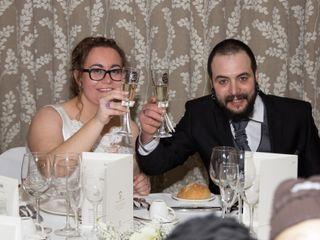 La boda de Noelia y Mauro