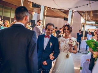 La boda de Aroha y Kike 1