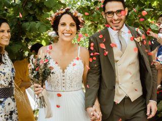 La boda de Marta y Rubén