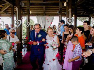 La boda de Paqui y Antonio