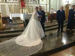 La boda de Desire y Ivan