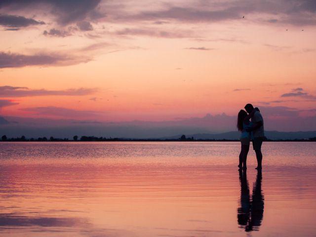 La boda de Albert y Eva en La Riera De Gaia, Tarragona 7