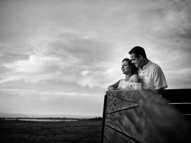 La boda de Albert y Eva en La Riera De Gaia, Tarragona 11