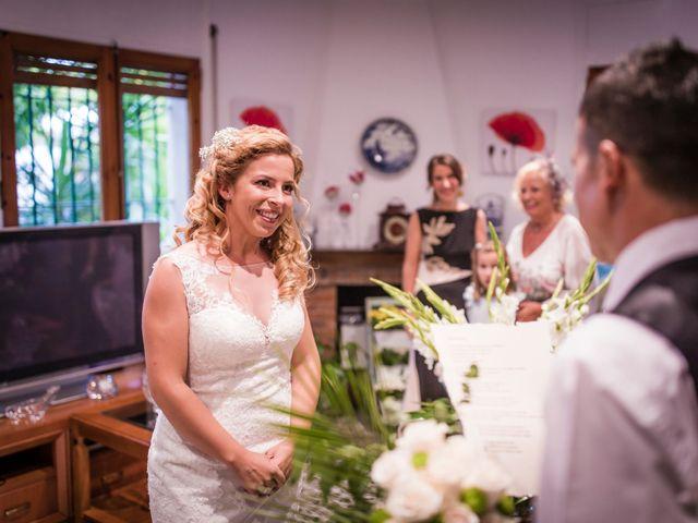La boda de Albert y Eva en La Riera De Gaia, Tarragona 49