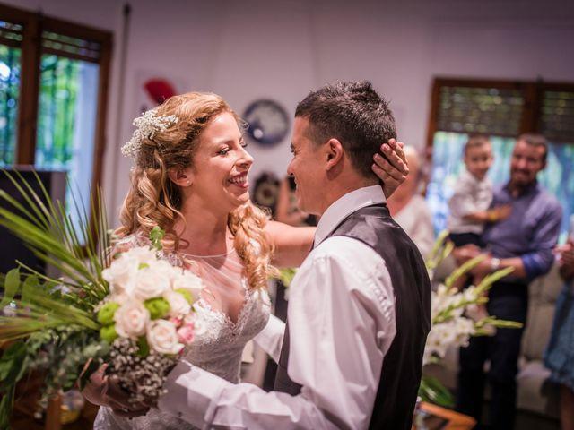 La boda de Albert y Eva en La Riera De Gaia, Tarragona 50