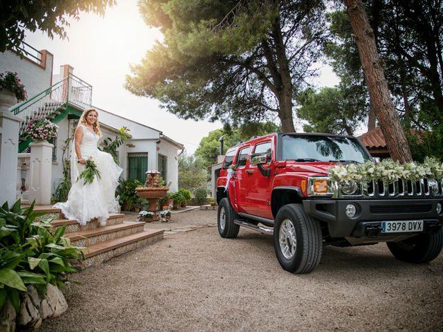 La boda de Albert y Eva en La Riera De Gaia, Tarragona 2