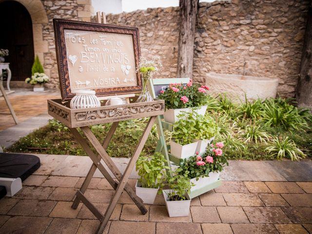 La boda de Albert y Eva en La Riera De Gaia, Tarragona 51