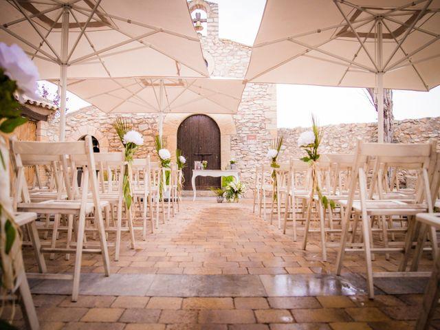 La boda de Albert y Eva en La Riera De Gaia, Tarragona 54