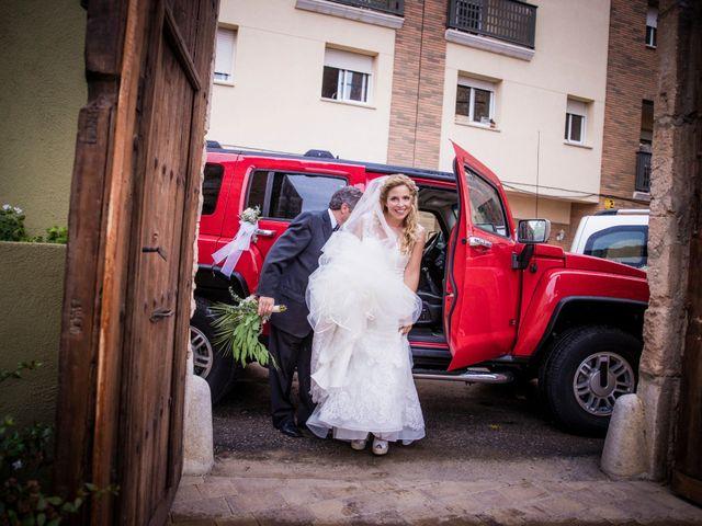La boda de Albert y Eva en La Riera De Gaia, Tarragona 59
