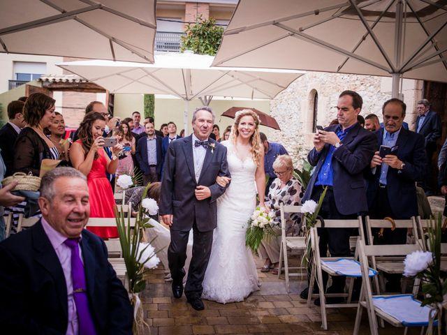 La boda de Albert y Eva en La Riera De Gaia, Tarragona 61