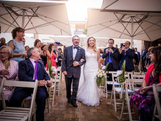 La boda de Albert y Eva en La Riera De Gaia, Tarragona 62
