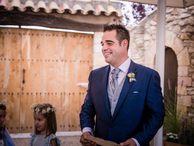 La boda de Albert y Eva en La Riera De Gaia, Tarragona 63