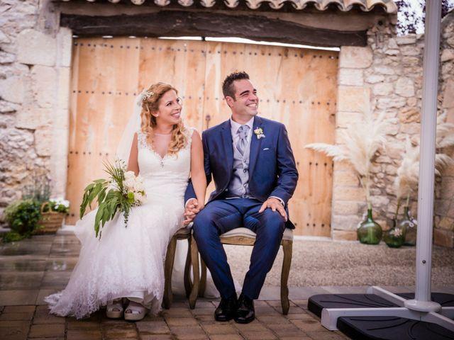 La boda de Albert y Eva en La Riera De Gaia, Tarragona 69
