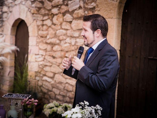 La boda de Albert y Eva en La Riera De Gaia, Tarragona 70