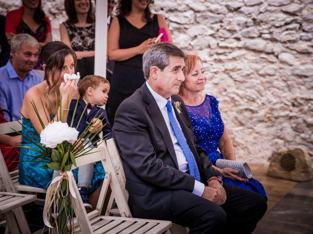 La boda de Albert y Eva en La Riera De Gaia, Tarragona 71