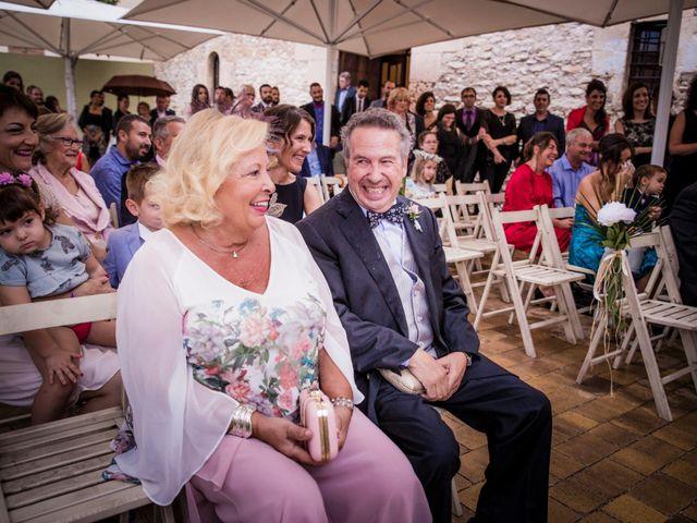 La boda de Albert y Eva en La Riera De Gaia, Tarragona 72