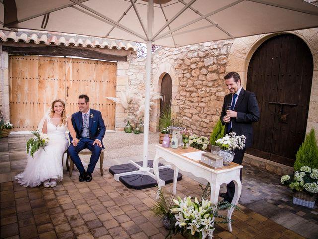 La boda de Albert y Eva en La Riera De Gaia, Tarragona 73