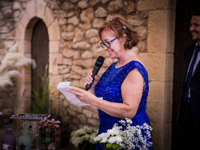 La boda de Albert y Eva en La Riera De Gaia, Tarragona 74