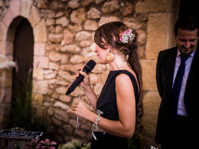 La boda de Albert y Eva en La Riera De Gaia, Tarragona 76