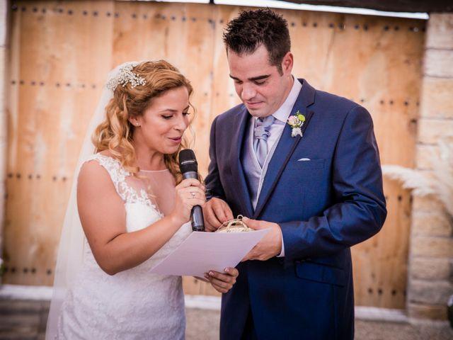 La boda de Albert y Eva en La Riera De Gaia, Tarragona 78