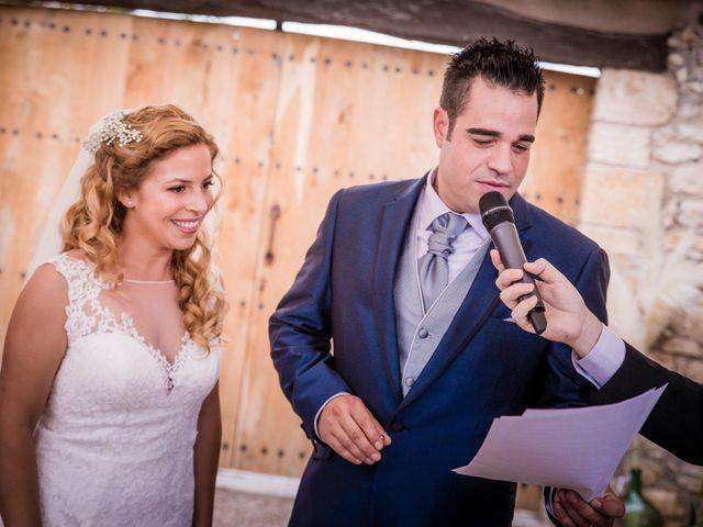 La boda de Albert y Eva en La Riera De Gaia, Tarragona 80