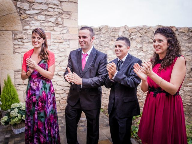 La boda de Albert y Eva en La Riera De Gaia, Tarragona 83