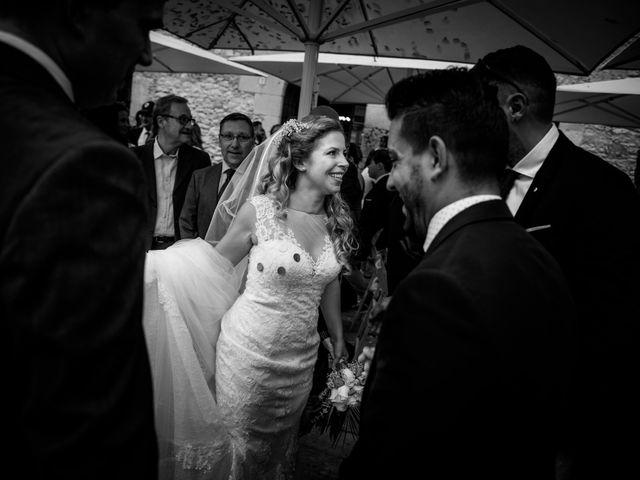 La boda de Albert y Eva en La Riera De Gaia, Tarragona 92