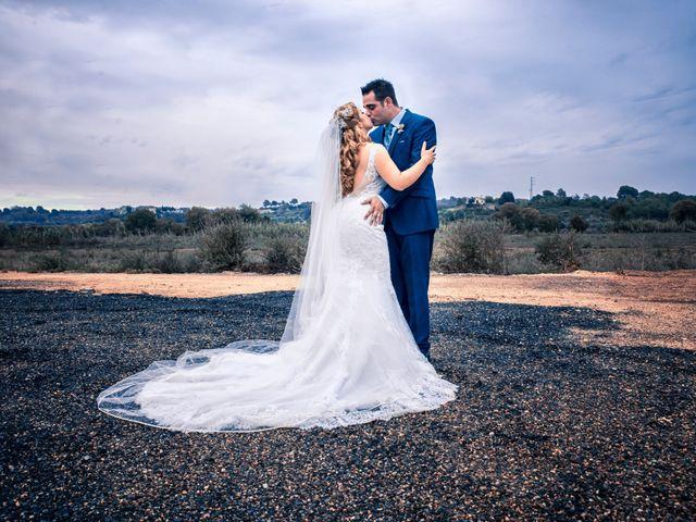 La boda de Albert y Eva en La Riera De Gaia, Tarragona 99