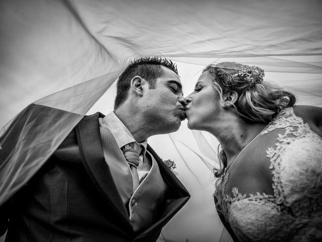 La boda de Albert y Eva en La Riera De Gaia, Tarragona 105