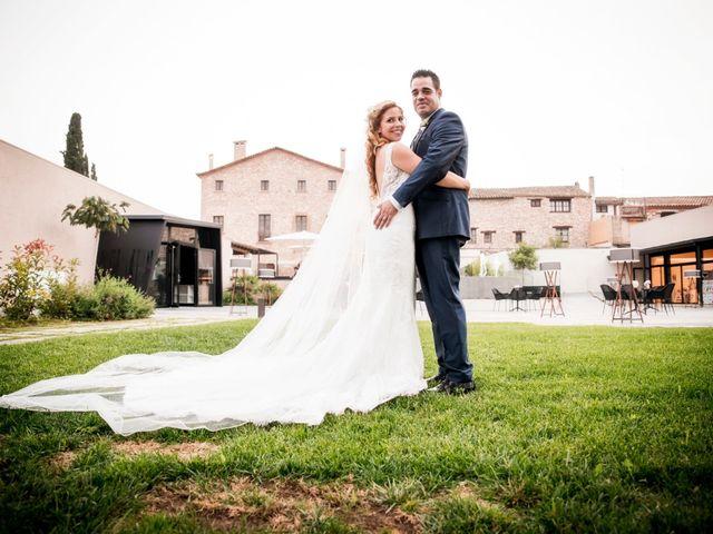 La boda de Albert y Eva en La Riera De Gaia, Tarragona 106