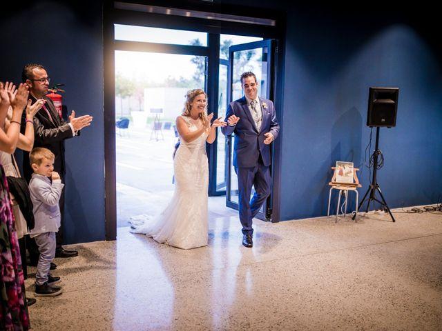 La boda de Albert y Eva en La Riera De Gaia, Tarragona 109