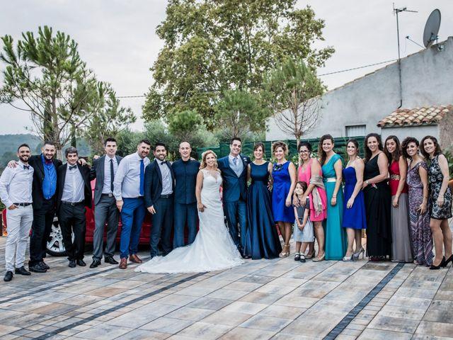 La boda de Albert y Eva en La Riera De Gaia, Tarragona 116