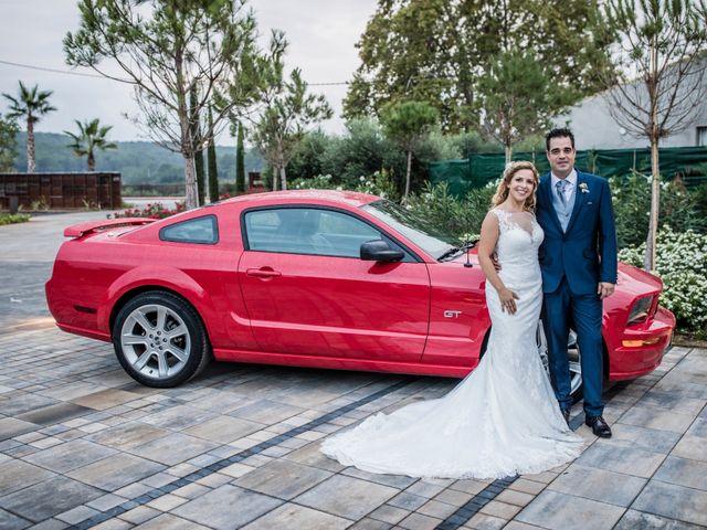 La boda de Albert y Eva en La Riera De Gaia, Tarragona 117