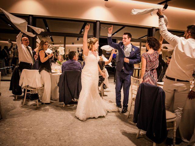 La boda de Albert y Eva en La Riera De Gaia, Tarragona 131