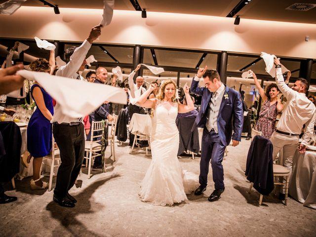 La boda de Albert y Eva en La Riera De Gaia, Tarragona 132
